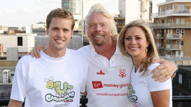Tỷ phú Richard Branson: Khởi nghiệp cũng giống như làm cha - Ảnh 1.