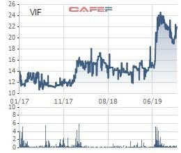 Vinafor (VIF) đã nộp hồ sơ đăng ký niêm yết 350 triệu cổ phiếu lên HNX - Ảnh 1.