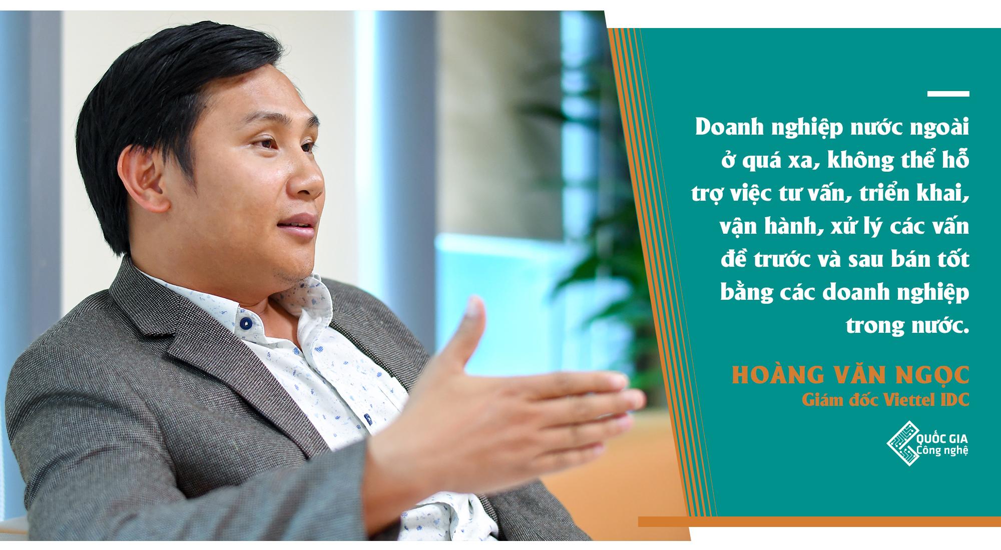 """CEO Viettel IDC:  Điểm chung của các cơ quan Nhà nước """"lên đám mây"""" thành công là làm dứt điểm, dám vứt bỏ cái cũ! - Ảnh 10."""