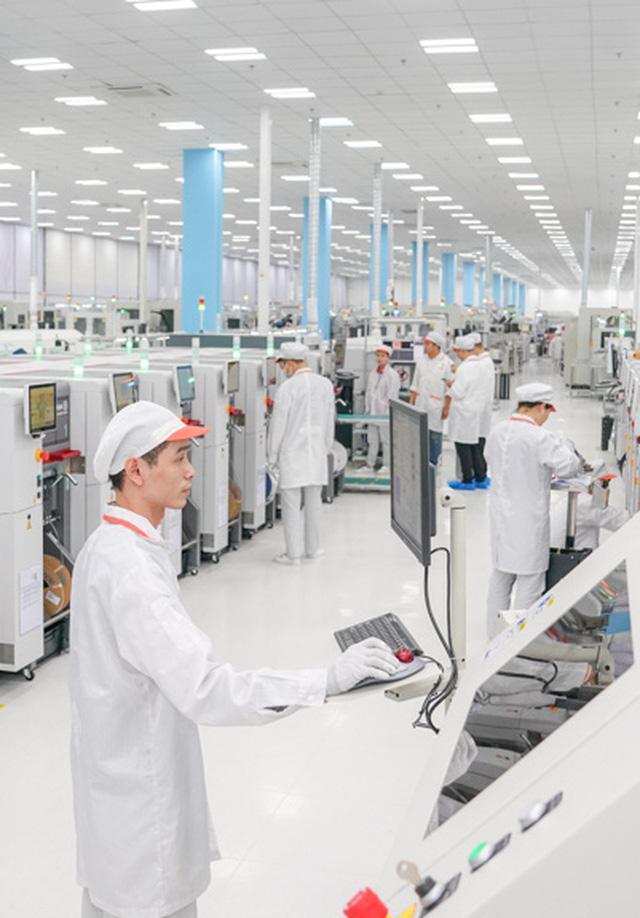 Khám phá tổ hợp nhà máy Vsmart mới tại Hòa Lạc được kỳ vọng đưa Vingroup thành cái tên đáng gớm trong ngành sản xuất smartphone - Ảnh 11.