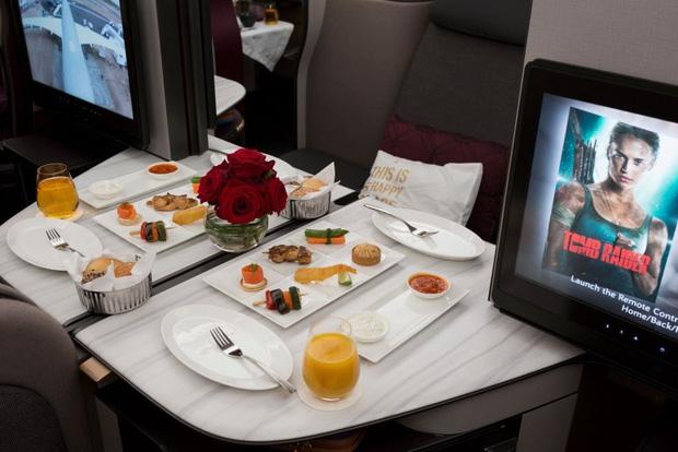 Chuyên trang du lịch công bố 10 hãng hàng không có đồ ăn cao cấp và ngon nhất thế giới, top 2 đều nằm ở châu Á - Ảnh 20.