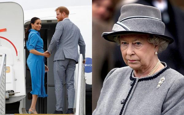 Nữ hoàng Anh chi 2,5 tỷ đồng để tuyển người kiểm soát, ngăn chặn sự tiêu xài hoang phí của cháu dâu Meghan Markle trên những chuyến bay - Ảnh 1.