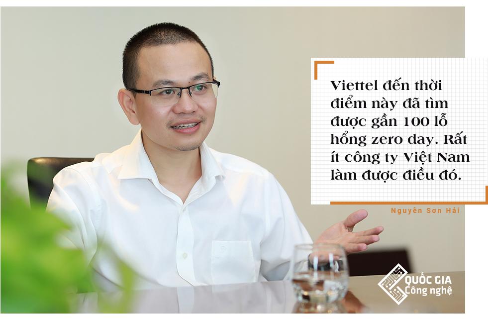 CEO An ninh mạng Viettel: Giải pháp an ninh mạng cũng như trang bị vũ khí, không ai muốn bị phụ thuộc vào nước ngoài - Ảnh 10.