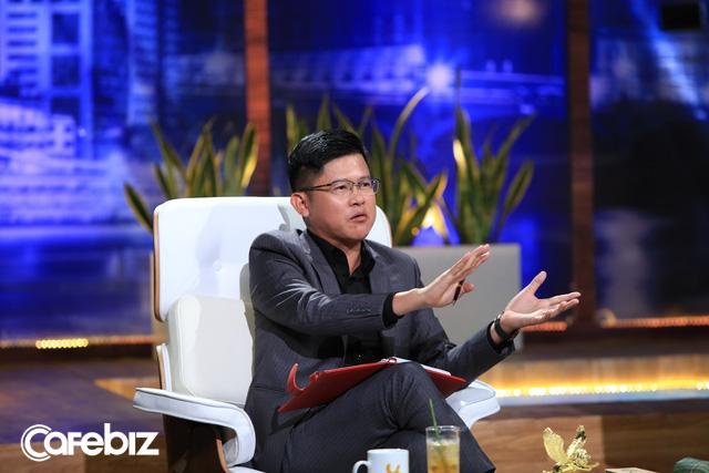 Giải ngố thuật ngữ Shark Tank cùng Shark Dzung: Founder sở hữu 46% cổ phần, Shark lấy 40% thì Founder còn lại bao nhiêu? Vì sao offer 1 tỷ đồng đổi 10% của Shark Dzung lại hời hơn 4 tỷ đồng đổi 40% của Shark Hưng? - Ảnh 1.