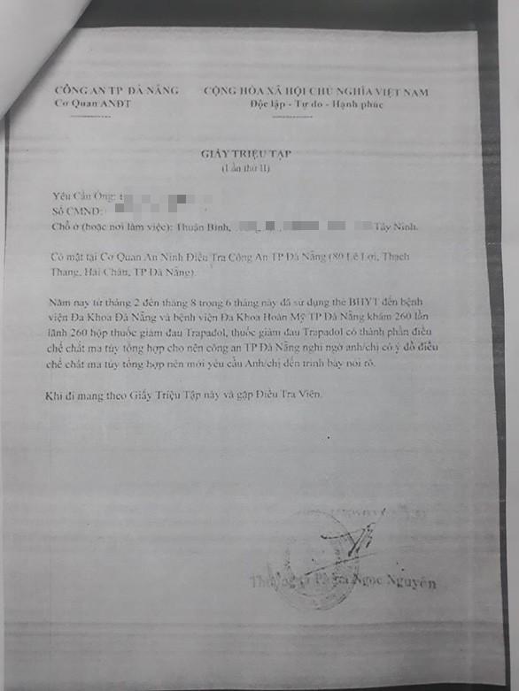 PGĐ CA Đà Nẵng nói về vụ CA bị mạo danh để lừa đảo hàng loạt qua điện thoại: Đọc đơn tố cáo mà tôi thấy tức - Ảnh 1.