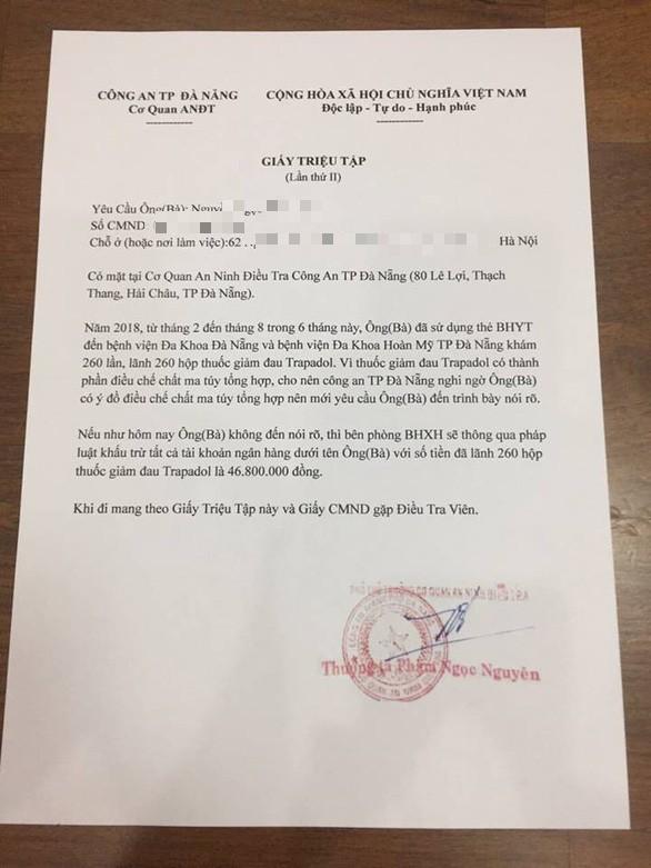 PGĐ CA Đà Nẵng nói về vụ CA bị mạo danh để lừa đảo hàng loạt qua điện thoại: Đọc đơn tố cáo mà tôi thấy tức - Ảnh 2.