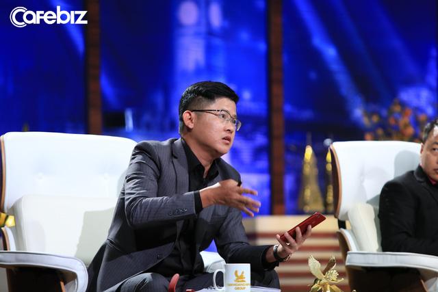 Giải ngố thuật ngữ Shark Tank cùng Shark Dzung: Founder sở hữu 46% cổ phần, Shark lấy 40% thì Founder còn lại bao nhiêu? Vì sao offer 1 tỷ đồng đổi 10% của Shark Dzung lại hời hơn 4 tỷ đồng đổi 40% của Shark Hưng? - Ảnh 4.