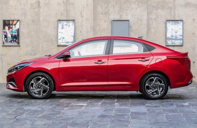 Ảnh thực tế đối thủ trực tiếp của Toyota Vios vừa ra mắt: Kiểu dáng phá cách, nhiều công nghệ, giá rẻ - Ảnh 5.