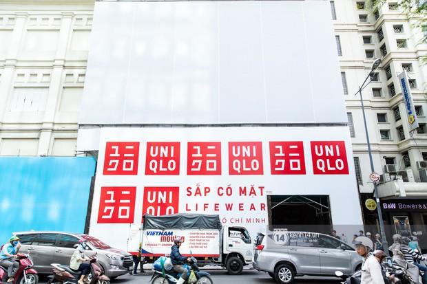 HOT: Cửa hàng UNIQLO đầu tiên tại Việt Nam sẽ chính thức khai trương vào 6/12 tới - Ảnh 1.