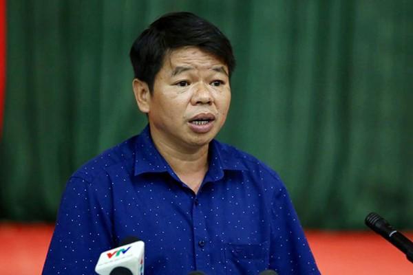 Công ty nước sạch sông Đà thay Tổng giám đốc - Ảnh 1.