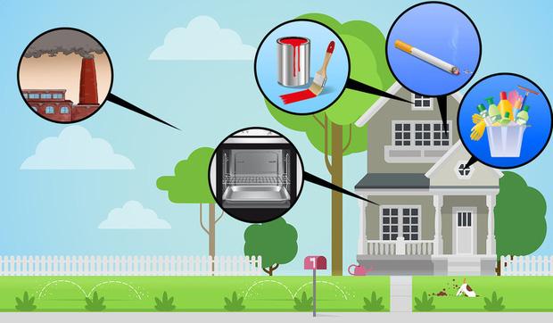Bi kịch thời hiện đại: Ngoài trời ô nhiễm không khí nặng nhưng trong nhà thậm chí còn bẩn hơn, và đây là lý do tại sao - Ảnh 2.