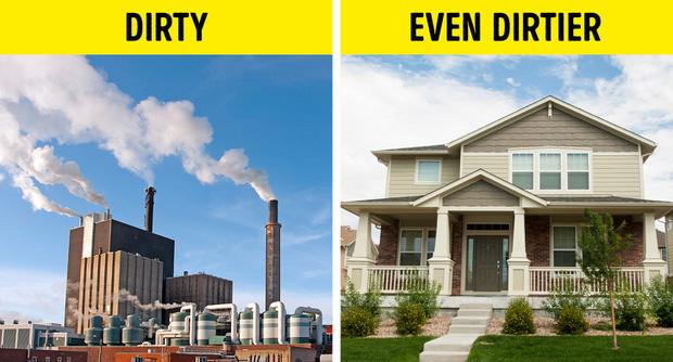 Bi kịch thời hiện đại: Ngoài trời ô nhiễm không khí nặng nhưng trong nhà thậm chí còn bẩn hơn, và đây là lý do tại sao - Ảnh 3.