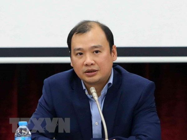 Ông Lê Hải Bình làm Phó ban chuyên trách về thông tin đối ngoại - Ảnh 1.