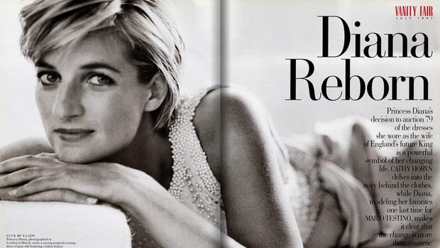 Ngắm bộ ảnh chân dung cuối cùng của Công nương Diana - vẻ đẹp rạng rỡ của sự tự do nhưng cũng là kí ức nhói đau trong lòng 2 Hoàng tử - Ảnh 1.