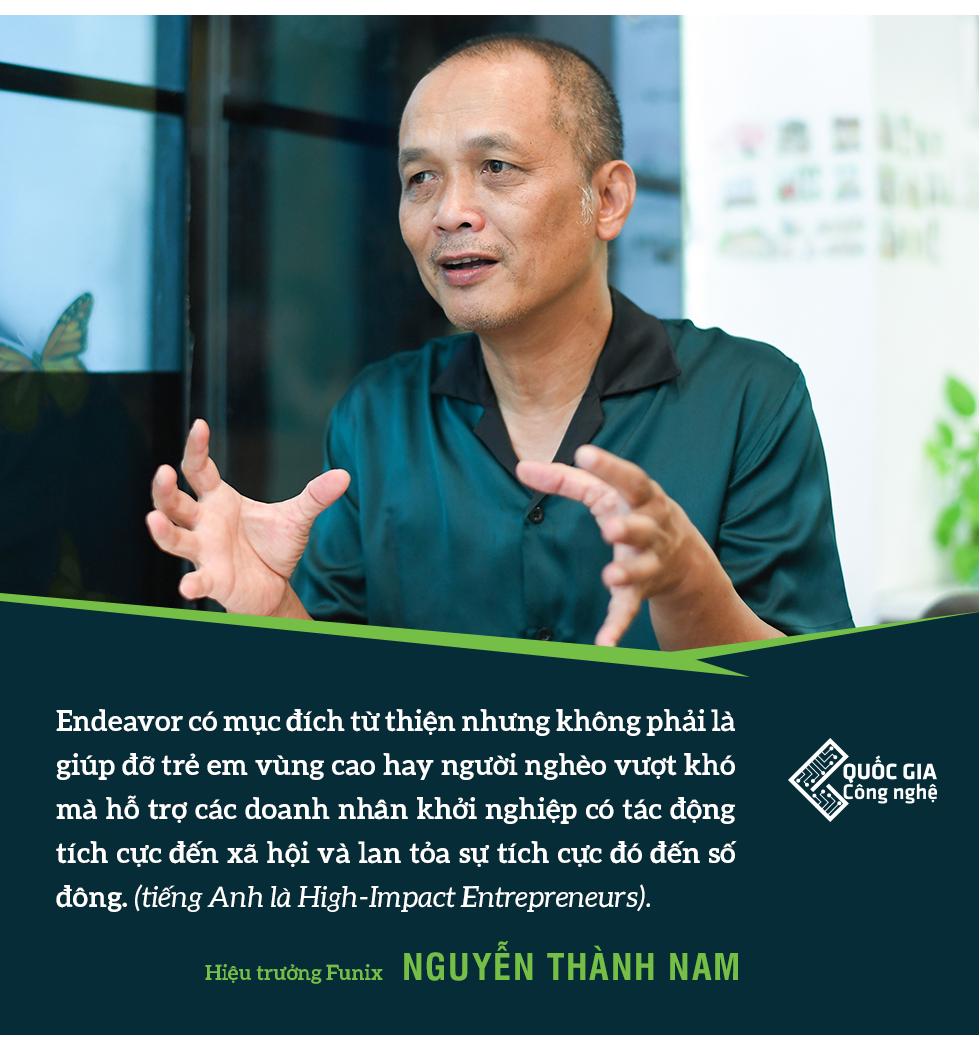 Cựu CEO FPT Nguyễn Thành Nam bật mí về tổ chức từ thiện cho người sắp giàu - Ảnh 2.
