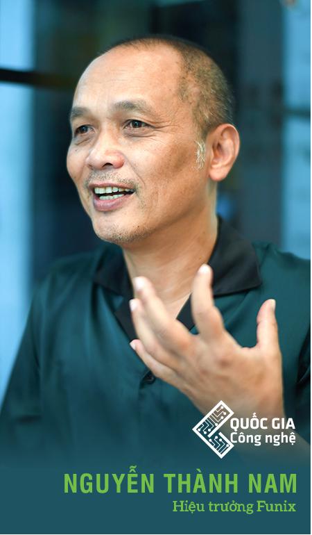 Cựu CEO FPT Nguyễn Thành Nam bật mí về tổ chức từ thiện cho người sắp giàu - Ảnh 4.