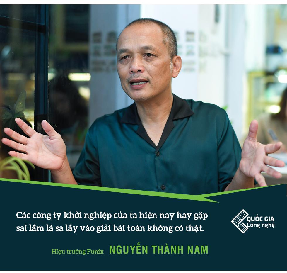 Cựu CEO FPT Nguyễn Thành Nam bật mí về tổ chức từ thiện cho người sắp giàu - Ảnh 6.