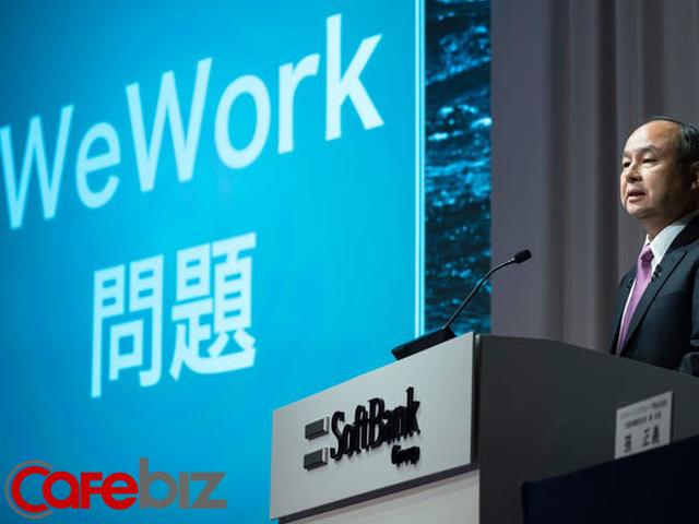 Masayoshi Son vừa có một bài thuyết trình điên rồ: Mang một 'con voi' vào phòng họp, 'hoang tưởng' rằng kỳ lân gãy sừng WeWork sẽ có lãi và tăng trưởng chóng mặt! - Ảnh 1.