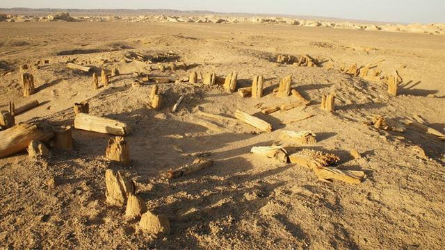 Lâu Lan: Vương quốc cổ thần bí giữa lòng sa mạc Trung Quốc và sự biến mất không lời giải đáp trong hàng nghìn năm qua - Ảnh 2.
