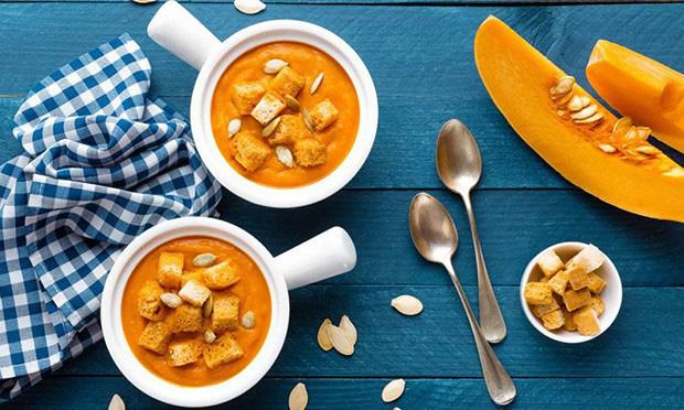 Lưu ý khi ăn bí ngô để tránh biến thực phẩm vàng thành thuốc độc - Ảnh 3.