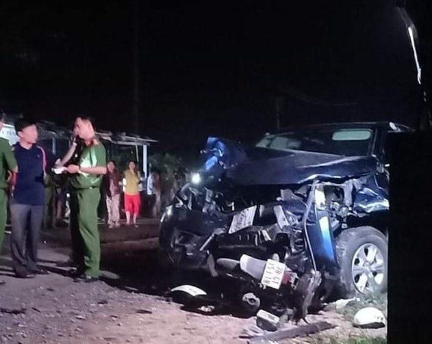 Tài xế say xỉn điều khiển ô tô gây tai nạn kinh hoàng, 4 người chết, 3 người nguy kịch - Ảnh 1.