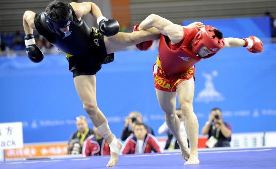 Hành trình của Wushu: Từ môn võ tổng hợp tinh hoa các võ phái cổ truyền nổi tiếng Thiếu Lâm, Nga Mi đã trở thành mỏ vàng của thể thao Việt Nam - Ảnh 5.