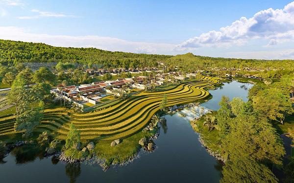 BIM Land và tập đoàn Hyatt ký kết thỏa thuận hợp tác tại diễn đàn cấp cao du lịch Việt Nam 2019 - Ảnh 1.