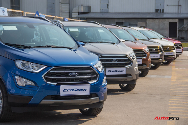 Hyundai Kona giảm giá kỷ lục - 'vua' doanh số quyết vợt khách của Ford EcoSport và Honda HR-V trong mùa cao điểm mua sắm - Ảnh 2.