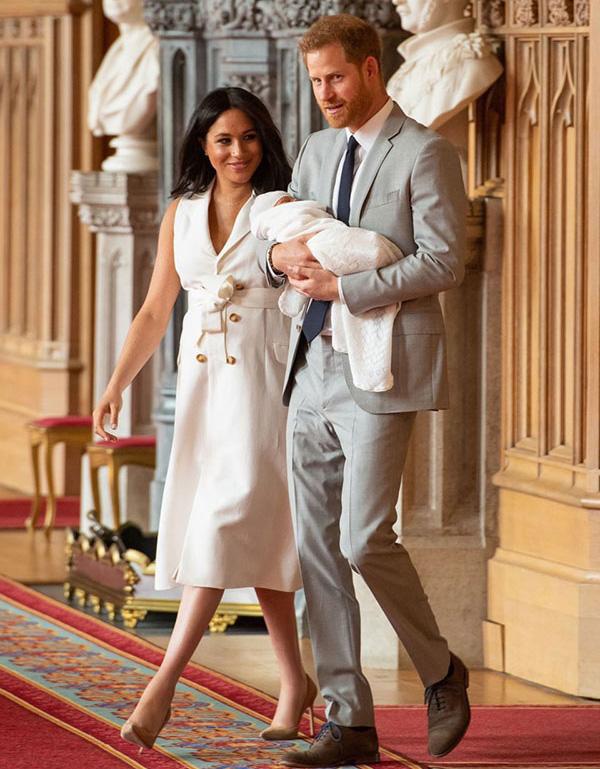 Những sự kiện hoàng gia nổi bật nhất trong năm 2019 khiến truyền thông quốc tế và công chúng chao đảo  - Ảnh 5.