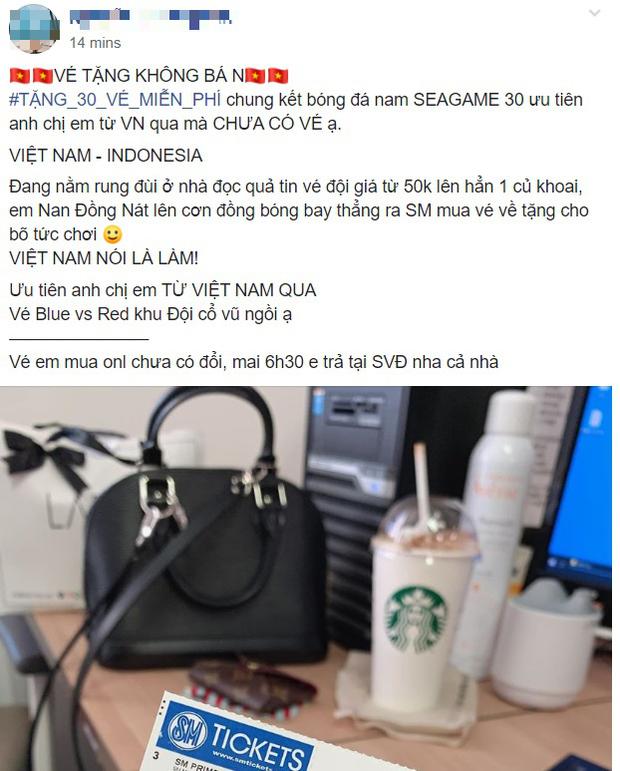 Mang hành vi phe vé đắt cắt cổ sang tận Philippines, một số người Việt khiến chính đồng bào của mình giận tím mặt trước thềm chung kết SEA Games 30 - Ảnh 7.