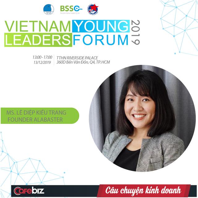 Rời Go-Viet, cựu CEO Lê Diệp Kiều Trang tự lập quỹ đầu tư vào startup - Ảnh 1.