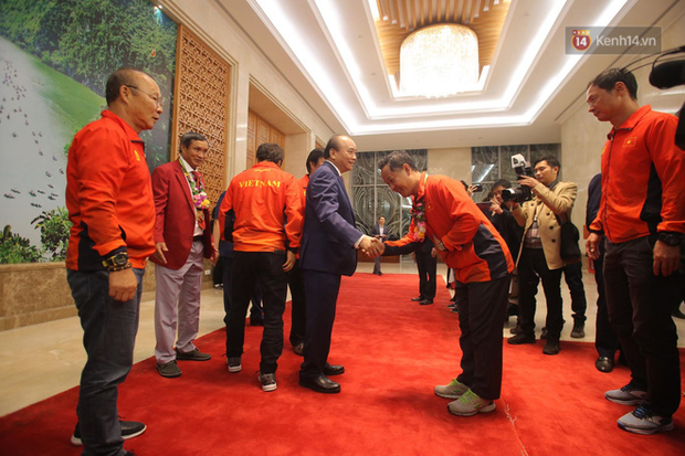 Bất ngờ với thực đơn Thủ tướng chiêu đãi các cầu thủ U22 Việt Nam - Ảnh 1.