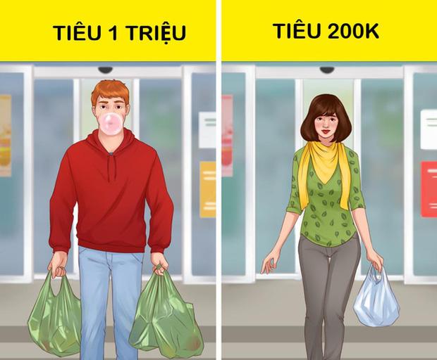11 mẹo đơn giản nhưng cực kỳ hiệu quả giúp tiết kiệm chi tiêu tối đa: Không nhai kẹo cao su, đi phía bên trái ở siêu thị - Ảnh 2.