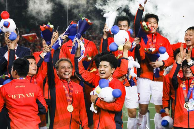Hé lộ mức thưởng cho các vận động viên đoạt huy chương tại SEA Games 30 - Ảnh 1.
