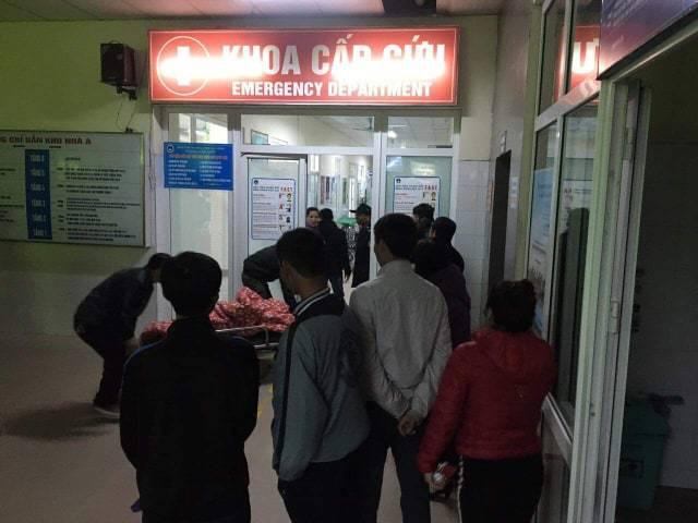 Nổ lớn ở công ty Lilama Hải Dương, 1 người chết, nhiều người bị thương - Ảnh 1.