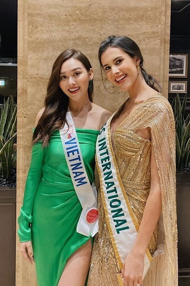 Nhan sắc Việt liên tục ghi dấu ấn trên bản đồ Quốc tế, Lương Thùy Linh có tạo nên kỳ tích tại Miss World ngày 14/12? - Ảnh 6.