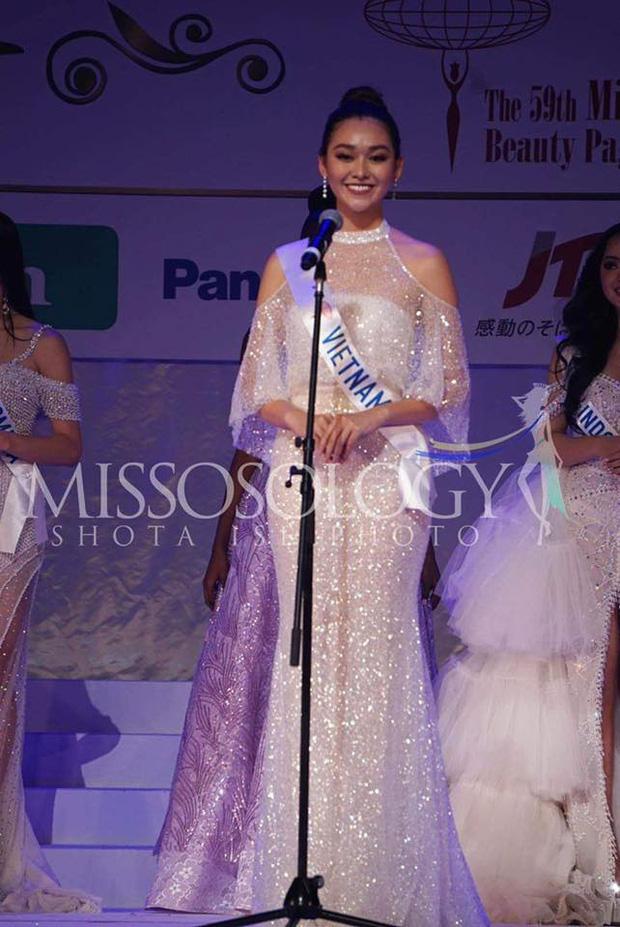 Nhan sắc Việt liên tục ghi dấu ấn trên bản đồ Quốc tế, Lương Thùy Linh có tạo nên kỳ tích tại Miss World ngày 14/12? - Ảnh 7.