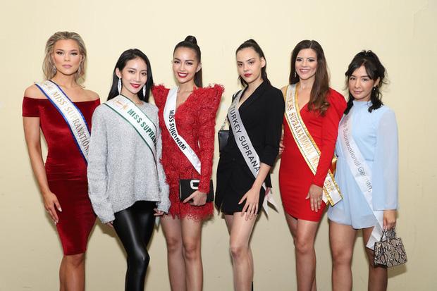 Nhan sắc Việt liên tục ghi dấu ấn trên bản đồ Quốc tế, Lương Thùy Linh có tạo nên kỳ tích tại Miss World ngày 14/12? - Ảnh 10.