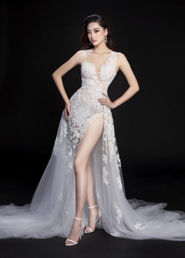 Lương Thùy Linh hé lộ trang phục dạ hội khoe đôi chân cực phẩm 1m22, sẵn sàng cho chung kết Miss World tối nay - Ảnh 10.