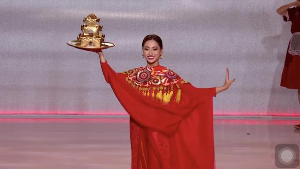 Hành trình Lương Thùy Linh chinh phục Top 12 Miss World: Luôn nằm trong top thí sinh mạnh, bắn tiếng Anh quá đỉnh! - Ảnh 14.