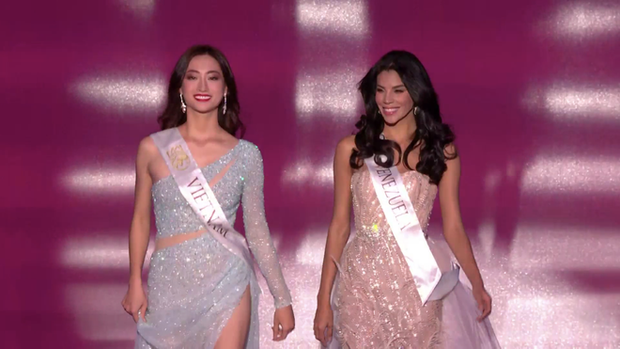 Hành trình Lương Thùy Linh chinh phục Top 12 Miss World: Luôn nằm trong top thí sinh mạnh, bắn tiếng Anh quá đỉnh! - Ảnh 16.