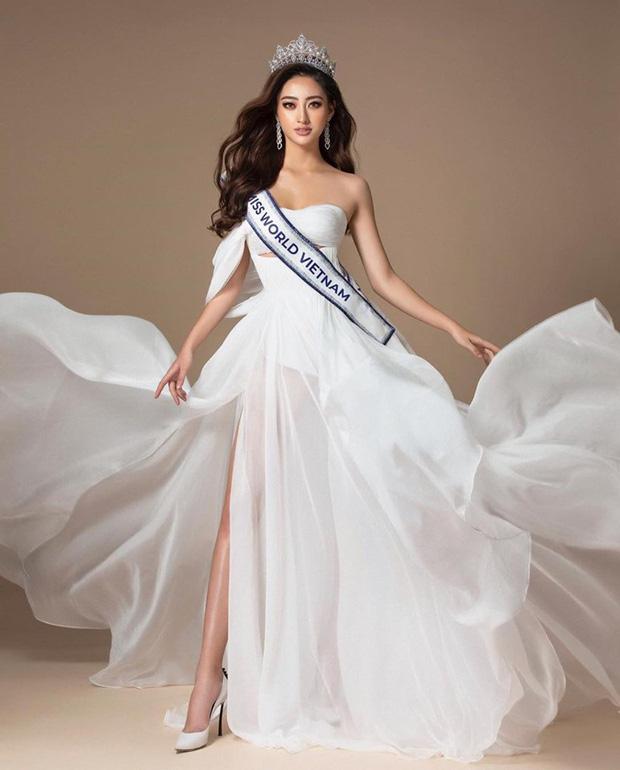 Hành trình Lương Thùy Linh chinh phục Top 12 Miss World: Luôn nằm trong top thí sinh mạnh, bắn tiếng Anh quá đỉnh! - Ảnh 4.