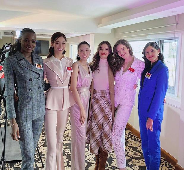 Hành trình Lương Thùy Linh chinh phục Top 12 Miss World: Luôn nằm trong top thí sinh mạnh, bắn tiếng Anh quá đỉnh! - Ảnh 9.
