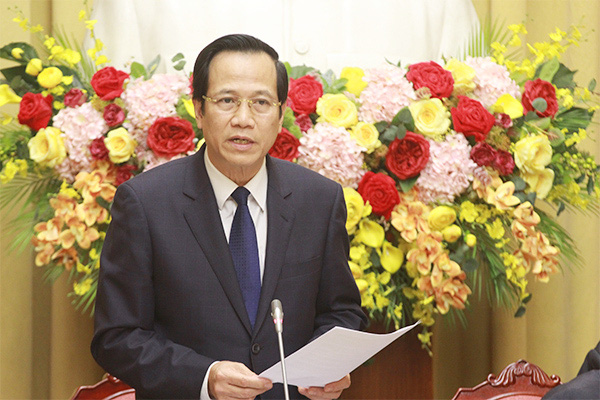 Bộ trưởng Đào Ngọc Dung công bố cách tính lương hưu mới - Ảnh 1.