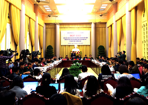 Công bố Lệnh của Chủ tịch nước đối với 11 Luật - Ảnh 1.