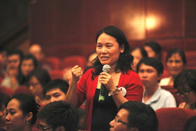 Người phụ nữ quyền lực VTV Tạ Bích Loan giữ chuyện đời tư kín như bưng, nhưng quan điểm dạy con hiếm hoi được bật mí gây bất ngờ - Ảnh 1.