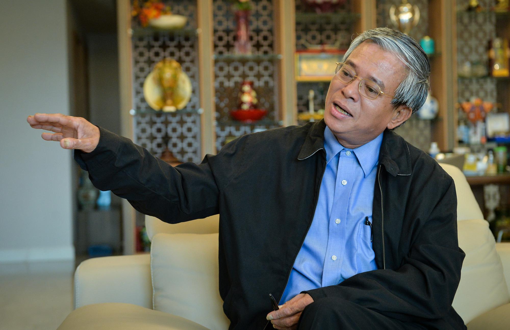 Đại sứ Phạm Quang Vinh:  Thái Lan, Malaysia... hay cả Singapore có lẽ đang thấy một Việt Nam vươn lên gần tới họ! - Ảnh 7.