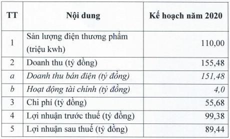 Điện miền Trung (SEB) đặt kế hoạch đì lùi trong năm 2020 - Ảnh 1.
