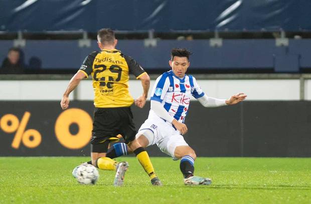 Bình luận: Văn Hậu chơi trận ra mắt đội một Heerenveen, 5 phút ngắn ngủi mở ra tương lai tươi sáng - Ảnh 1.