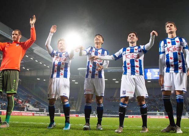 Bình luận: Văn Hậu chơi trận ra mắt đội một Heerenveen, 5 phút ngắn ngủi mở ra tương lai tươi sáng - Ảnh 2.